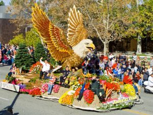 New Year's Rose Parade – PNW