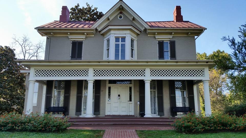 Fredrick duglas house