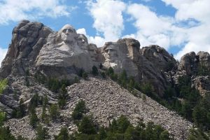 Yellowstone, Grand Tetons, and Mt. Rushmore